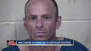 Man charged in connection with Northland shootings - Video