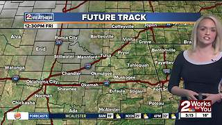 2 Works for You Friday Morning Weather Forecast - Video