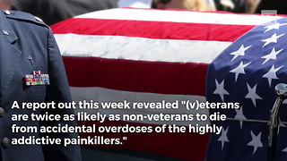 Opioid Epidemic Deadly for US Veterans - Video