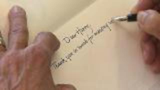 How To Improve Your Handwriting - Video