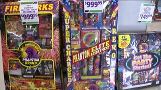 Milwaukee sees increased number of complaints about fireworks