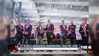 Governor Rick Scott at ribbon cutting ceremony in Pensacola - Video