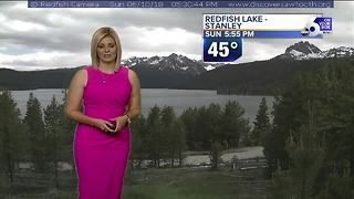 Temperatures warm steadily through Wednesday - Video