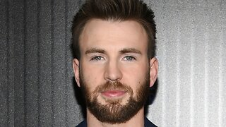 Chris Evans 'First Headshot' Has Fans Laughing