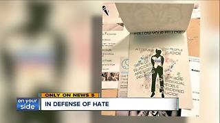 Cleveland State University's response to anti-LGBT flier posted on campus draws backlash - Video
