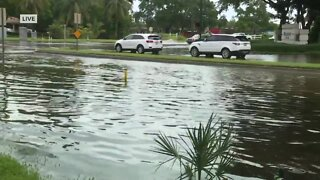 Flooding in Martin County