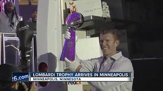 Super Bowl Lombardi - Video