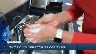 Helpful tips on how to properly wash your hands