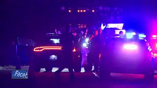 Police standoff ends in Grand Chute, suspect not found - Video