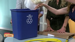Earthday Recycling | Morning Blend