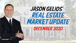 Real Estate Market Update | December 2020 | Jason Gelios REALTOR®