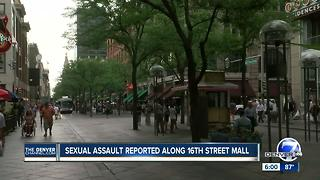 Assault suspect arrested, PD looking for victims - Video
