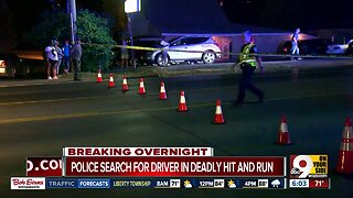 Police seek driver in fatal hit-and-run on Colerain Avenue