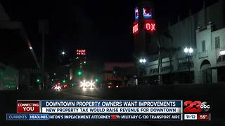 New property tax would raise revenue for downtown - Video