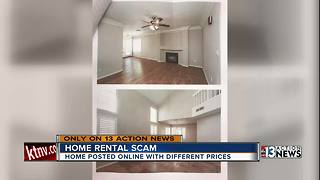 New warning after costly rental scam uncovered in Henderson - Video