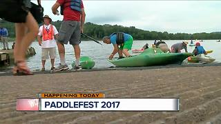 Covington plans weekend of events around Paddlefest - Video