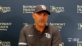 Rays home opener: A win for the team