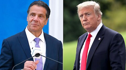 "NY Will Introduce Bill To Create ""Impeachment Commission"" Against Cuomo, Trump Weighs In On Scandal"