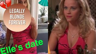 Reese Witherspoon brings back Elle Woods - Video