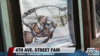 4th Avenue Street Fair kicks off - Video