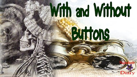 With and Without Buttons | Mary Butts | Nightshade Diary Podcast