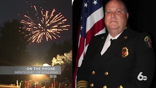Fire crews respond after Fourth of July celebrations