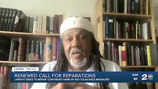 Renewed call for reparations