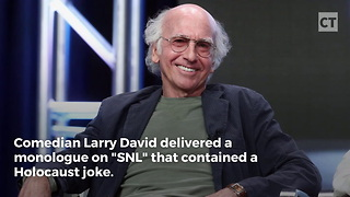 SNL Larry David Joke - Video