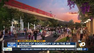 Future of SoccerCity up in the air - Video
