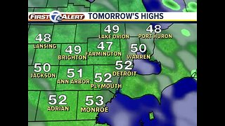 colder Tuesday - Video