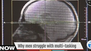 Ask Dr. Nandi: Why men might find multitasking more challenging - Video