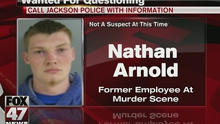 Jackson Police investigating homicide in Jackson - Video