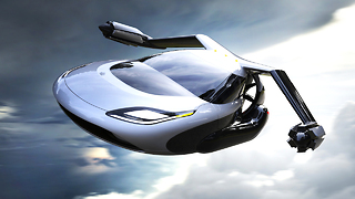 Flying Car 'Coming Soon': Futuristic Prototype Unveiled - Video