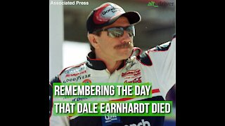 Remembering the Day That Dale Earnhardt Died