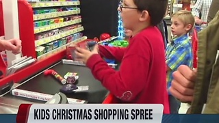 Park & Rec Christmas Shopping Spree - Video