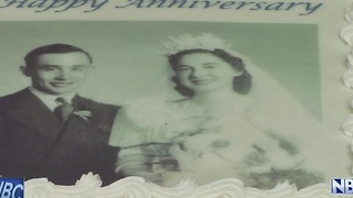 Green Bay Couple Celebrates 75th Wedding Anniversary - Video