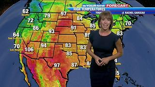 Cooler each day through Monday - Video