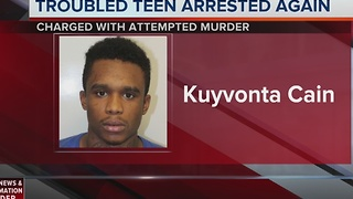 Teen With Criminal History Facing Attempted Murder Charges - Video