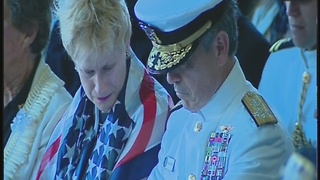 Pearl Harbor 75th Anniversary Ceremony - Video