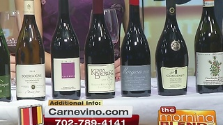 Wine and Cuisine 11/24/16 - Video