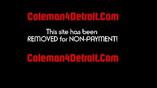 Dispute takes down Mayoral Campaign website of Coleman Young II - Video