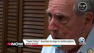 'Tweet Police' launches to reign in Twittersphere - Video