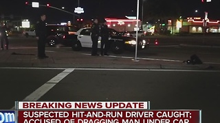Suspected Midway hit-and-run driver arrested - Video