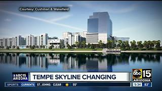 Major new development in Tempe - Video