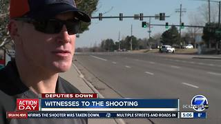 Neighbors confused, heartbroken after a man ambushes Douglas County officers - Video