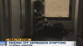 Fending off depression symptoms during winter - Video