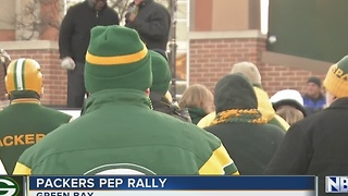 Packers pep rally