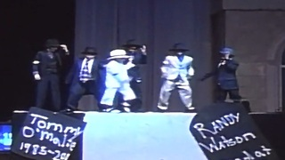 6-year-old's flawless Michael Jackson dance routine - Video