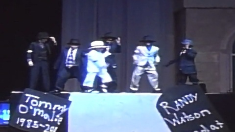 Six-Year-Old Shows Off His King Of Pop Dancing Skills