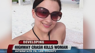 Driver identified in fatal I-75 crash in Fort Myers - Video
